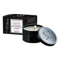 Массажная свеча с феромонами Crazy Girl After Dark Potion 16 Massage Candle Pheromone Black Orchid 170 gr, фото 1