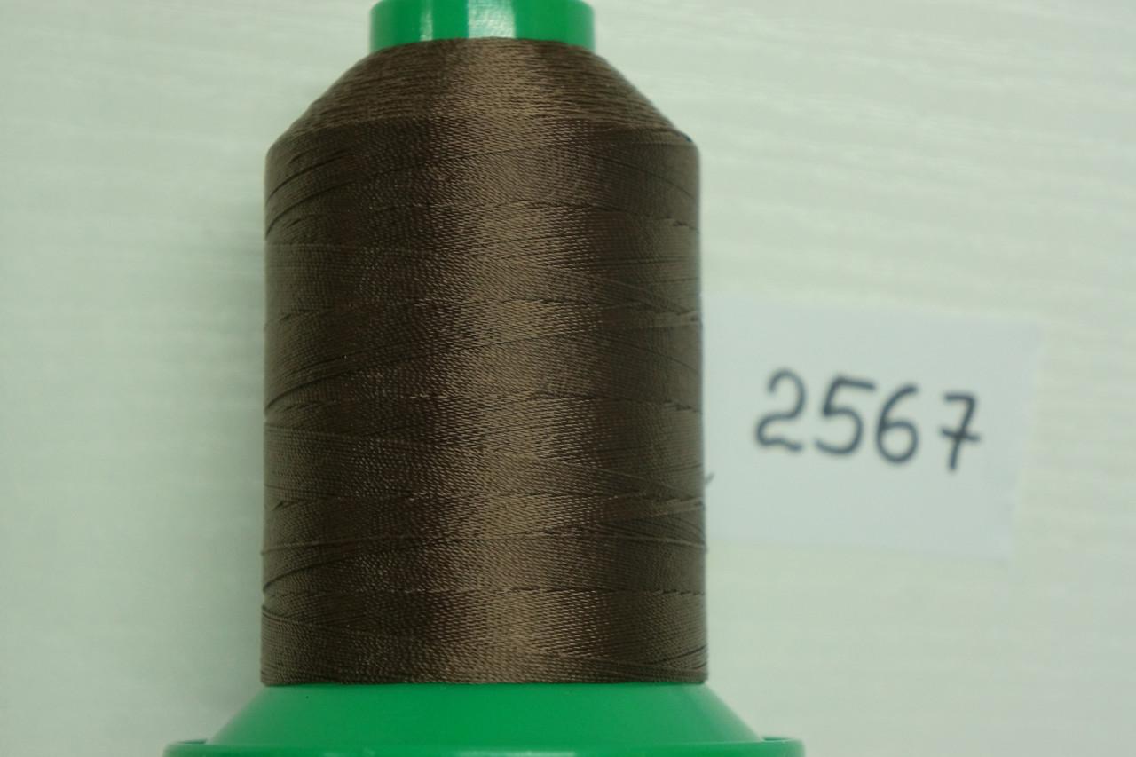 Нить №40 (1000 м.) «Титан» колір 2567 коричневий