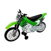Мотоцикл Toy State Kawasaki Ninja ZX-10R, со светом и звуком 33412 ТМ: Toy State