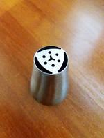 Насадка кондитерская STENSON Тюльпан 2 серый (100026)