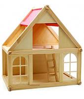 Кукольный домик 2-х этажный