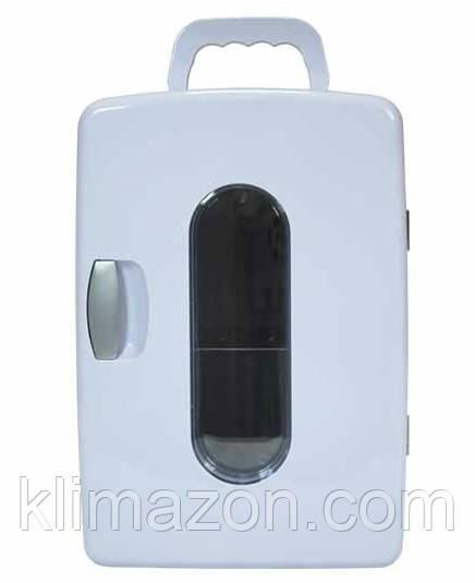 Мини холодильник для косметики 2-в-1 12L