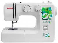 Швейная машина JANOME Sewing Dreams 550