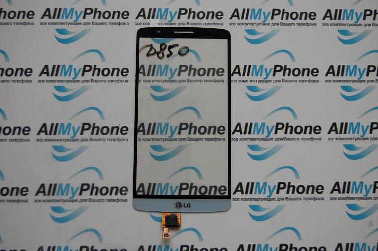 Сенсорный экран для LG G3 D850,D855,D858 5.5 Белый