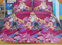 Детский полуторный комплект постельного белья