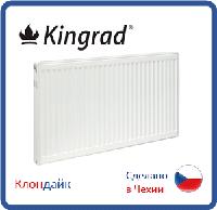 Стальной радиатор Kingrad 11 тип 500*400 боковое подключение