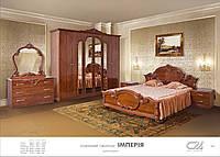 Спальня 6Д Империя Орех