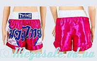 Трусы для тайского бокса женские (шорты для единоборств) 5738: S/M