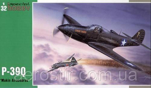 P-39Q Makin AIRACOBRA  Hi-Tech 1/32 SPECIAL HOBBY 32026