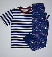Пижама для мальчика тельняшка от Primark
