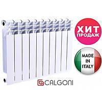 Алюминиевый радиатор Calgoni ALPA PRO500 (10 шт)