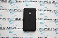 Задняя панель корпуса для мобильного телефона Nokia lumia 620. 3.8 черная