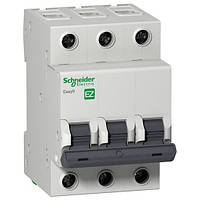 "Автоматичний вимикач Schneider electric EZ9, 3Р, 63А, Х-КА ""С"""