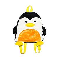 Мягкая игрушка-рюкзак Fancy Пингвин, 29 см RDI01 ТМ: Fancy