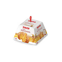 MAINA Gran nocciolato - Панеттоне с изюмом и ореховой глазурью, 750g