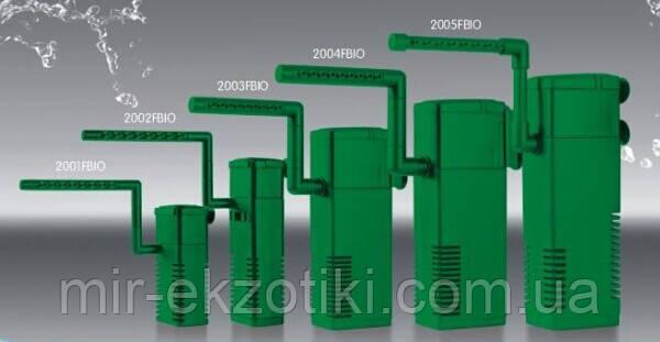 Фильтр внутренний Venusaqua  2005F BIO(с углем) для акварииумов до 200л