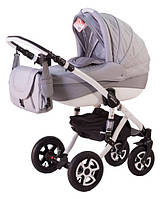 Детская коляска универсальная Erika Len 88L Adamex
