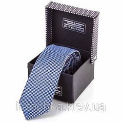 Мужской шелковый галстук eterno (ЭТЕРНО) eteg679