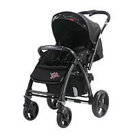 Детская прогулочная коляска Quatro Rally Black Adamex