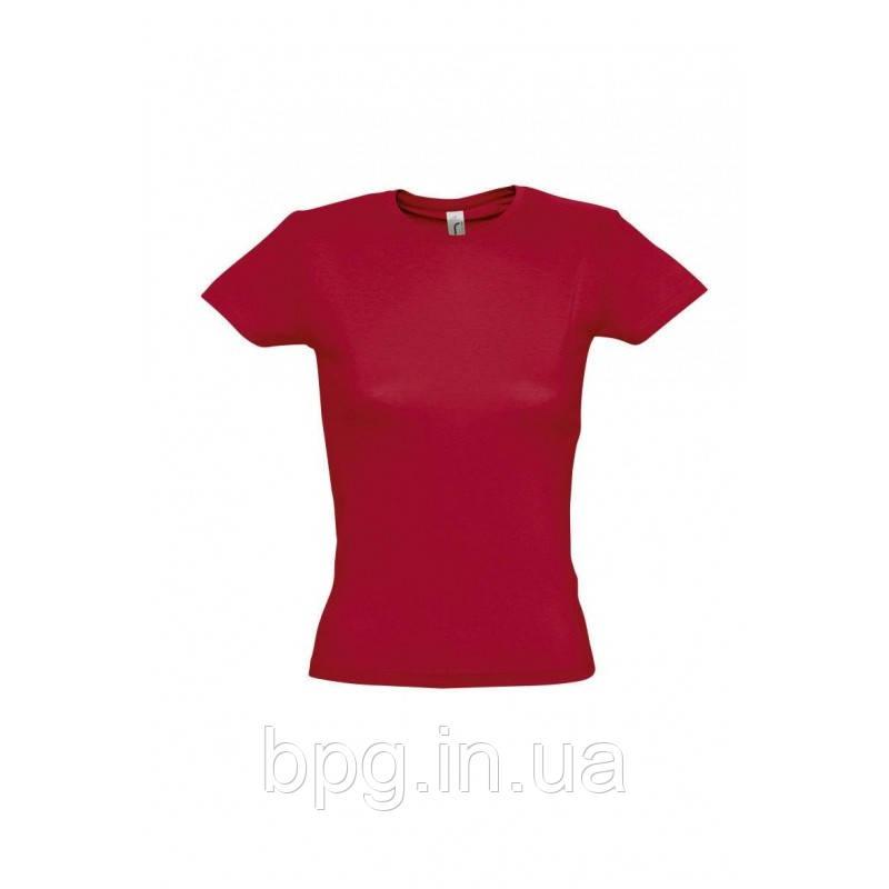 Женская футболка SOL'S MISS