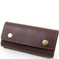 Мужская кожаная ключница dnk leather (ДНК ЛЕЗЕР) dnk-keys-scol.f