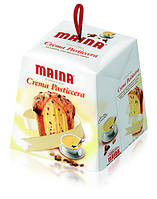 MAINA Crema pasticcera  - Панеттоне с изюмом и заварным кремом, 800g