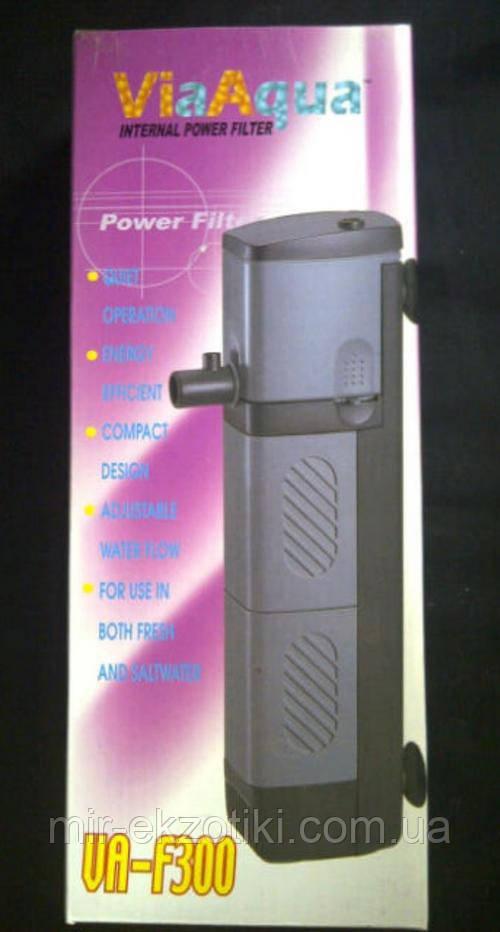 Фильтр внутренний  ViaAqua VA-F300,Atman AT-F103, для аквариумов от 150 до 200 литров