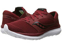 Кроссовки мужские Saucony Kineta Relay - Crimson/Black, фото 1