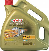 Castrol Edge Titanium FST 5W-40 C3 4 л