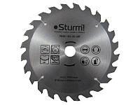 Диск пильный по дереву Sturm 9020-185-20-24T, 180х20 мм 24 зуба