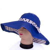 Женская шляпа с бантом kent aver ken0703-5 синяя