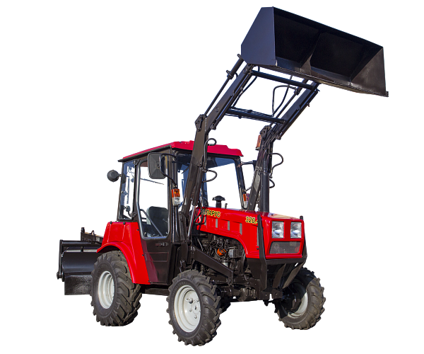 AUTO.RIA – Продажа MT-3 320 бу: купить МТЗ 320 Беларус в.