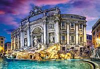 """Пазлы 1500 эл.. Castorland """"Fontana di Trevi"""" (14)"""