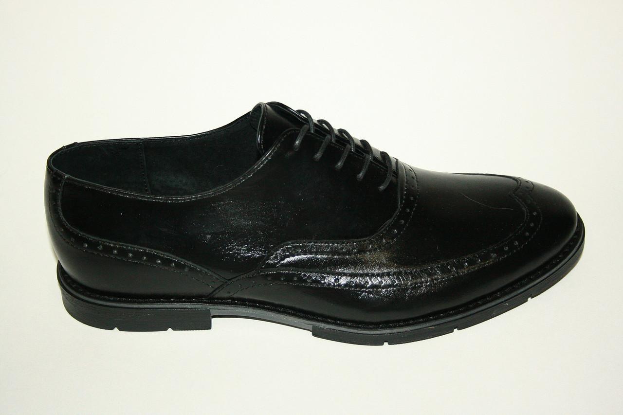 Туфли  Oscar Fur S-18131 Черный