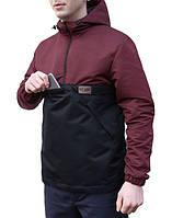 Анорак, ветровка, куртка весенняя, осенняя, высокое качество, AR