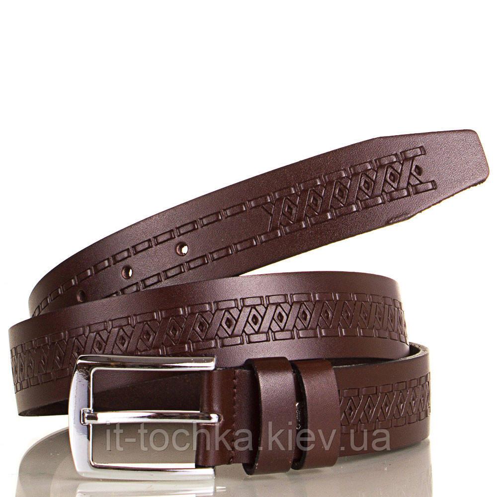 Ремень мужской кожаный y.s.k. (УАЙ ЭС КЕЙ) shi3036-10
