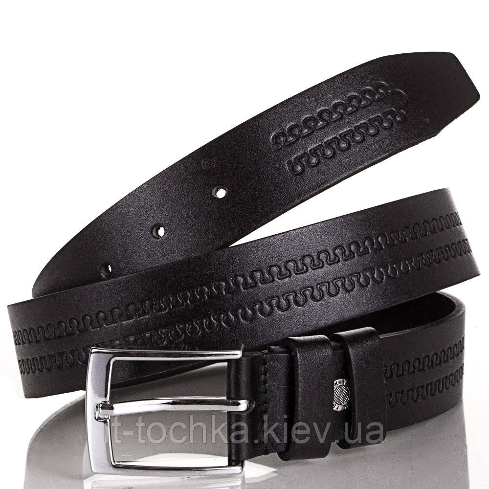 Ремень мужской кожаный y.s.k. (УАЙ ЭС КЕЙ) shi3033-2