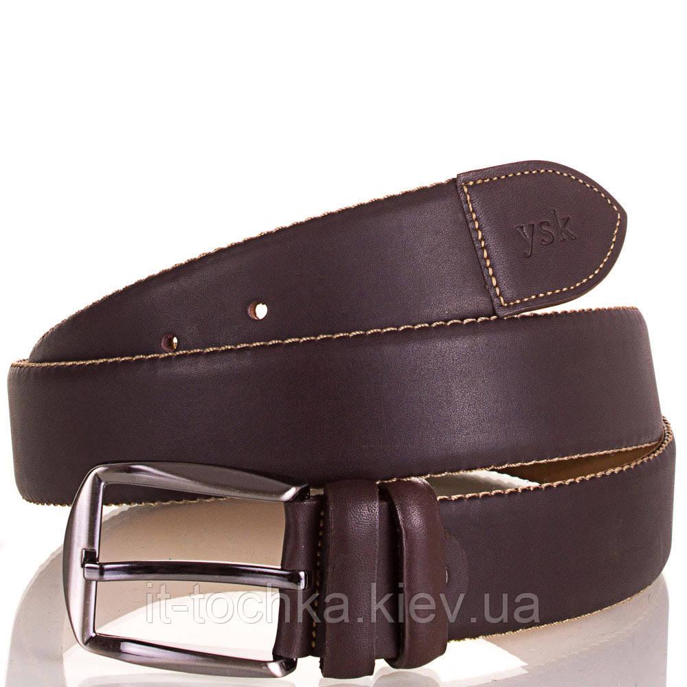 Ремень мужской кожаный y.s.k. (УАЙ ЭС КЕЙ) shi4030-10