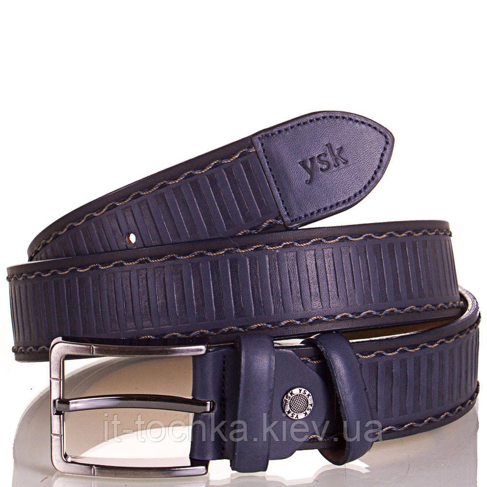 Ремень мужской кожаный y.s.k. (УАЙ ЭС КЕЙ) shi4085-6