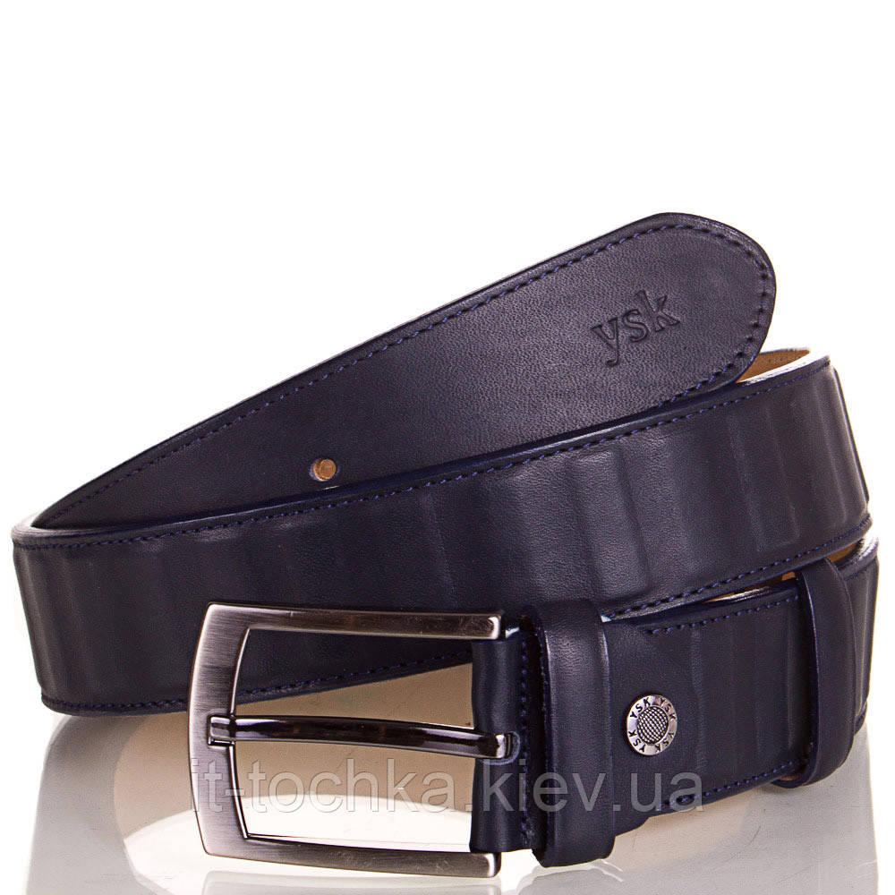 Ремень мужской кожаный y.s.k. (УАЙ ЭС КЕЙ) shi4041-6