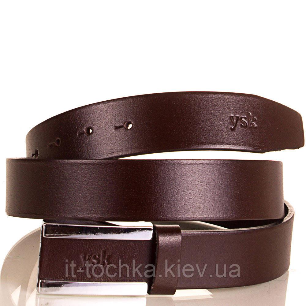 Ремень мужской кожаный y.s.k. (УАЙ ЭС КЕЙ) shi3050-10
