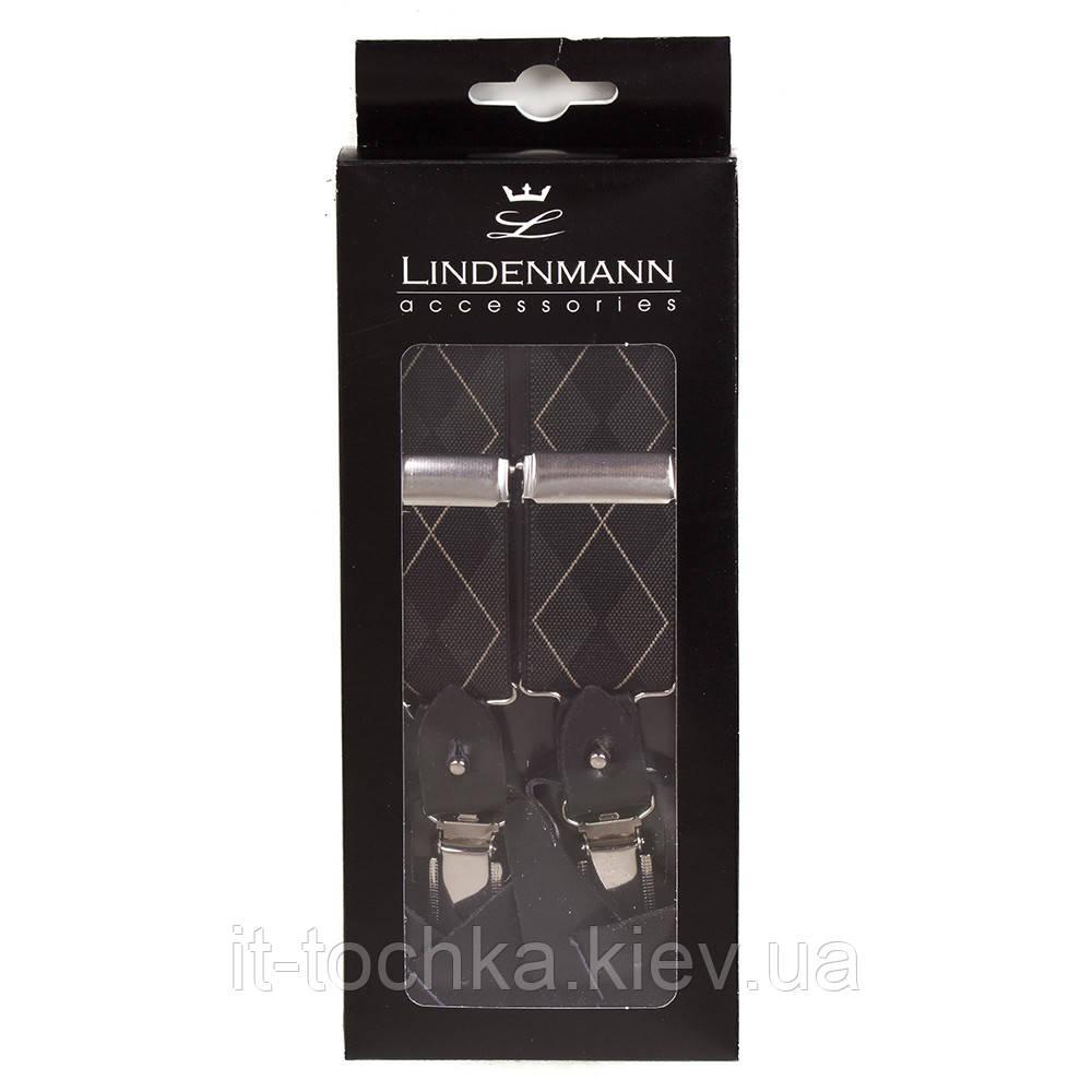Подтяжки мужские lindenmann (ЛИНДЕНМАН) fare8114-003