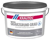 Грунтующая краска Krautherm Quаrzgrund Grau, 25кг
