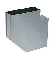 Коліно прямоугольне (горизонтальні) 5х15 - 90,45 градусів, фото 1