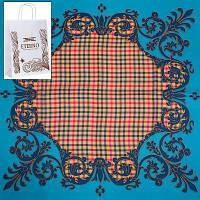 Платок женский шелковый 90 на 89 см eterno (ЭТЕРНО) es2611-5