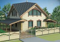 Проект дома «Орлик»