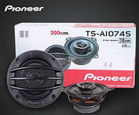Колонки автомобильные Pioneer TS-A1074S, автомобильная акустика