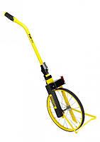 Одометр 1 м оберт колесо зі спицями лічильник до 9999,99 м Fat Max 1-77-109 Stanley // Одометр 1 м оборот колесо со спицами счетчик до 9999,99 м Fat
