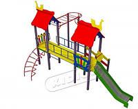 Детский комплекс «Вагончик»