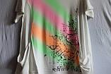 Туніка-плаття жіноче 2183 Білий, фото 3